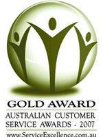 Gold 2007 Logo